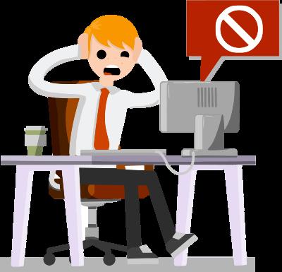 WordPress Fehlermeldung
