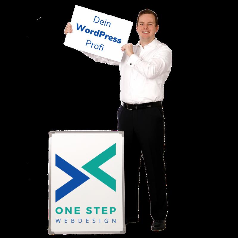 One Step Webdesign - Dein Profi in WordPress