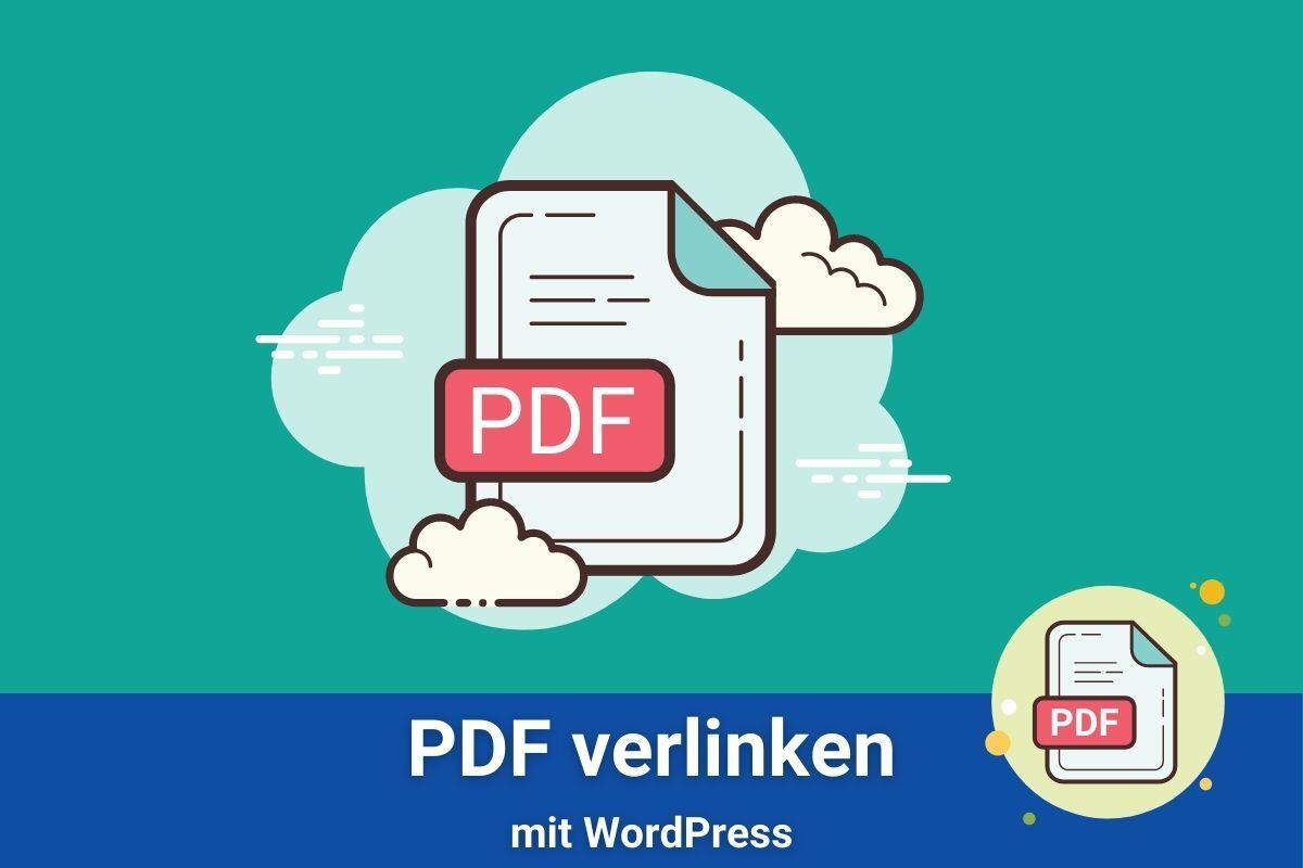 WordPress PDF verlinken