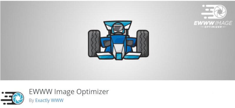 Bild optimieren - EWWW Image Optimizer