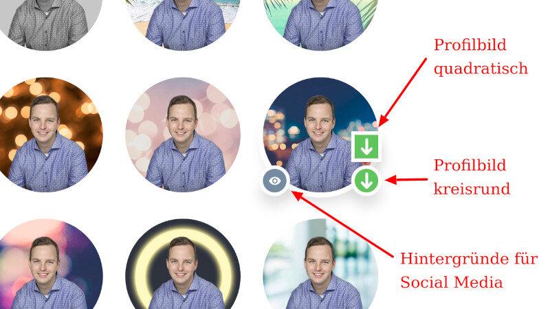 Profilbild - Fotos herunterladen