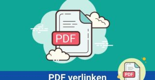 WordPress PDF verlinken